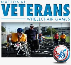 From August 8-19, American heroes gathered in PHL to compete at the 2014 National veterans Wheelchair Games!
