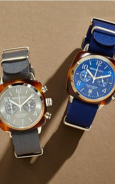 Briston Watches Fall/Winter 2015 on Moda Operandi. #watches #Briston