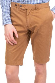 77c94fa4a8 RED5 Chino Shorts Size 29 Brown Garment Dye Zip Fly Made in Italy #fashion #