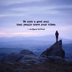 Be such a good soul that people crave your vibes. via (http://ift.tt/2sIiLLk)