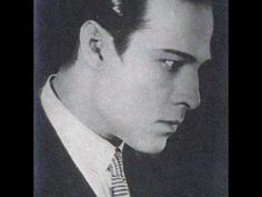 "TANGO A. Heller - ""Rodolfo Valentino"" - RUDOLPH VALENTINO SPECIAL - Rudolph Valentino, Tango, Music, People, Men, Legends, Musica, Musik, Muziek"