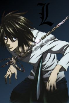 Image result for Lawliet wallpaper hd