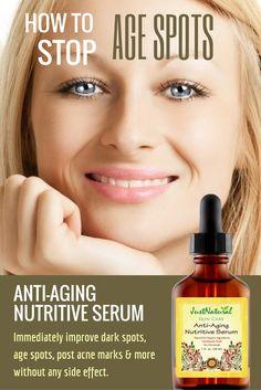 Anti-Aging Nutritive Serum   Anti-Aging - Serums & Oils   Just Nutritive