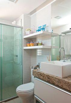 beautiful home decor Decor, Home Decor Inspiration, House, Home Remodeling, Home Decor, Small Bathroom, White Bathroom Shelves, Bathroom Design, Bathroom Decor