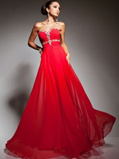 Wholesale Red Evening Dresses For Plus Size Women