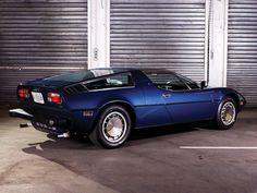 1976 Maserati Bora