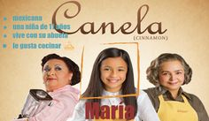 Slideshow Introduction for the movie Canela   Mis Clases Locas