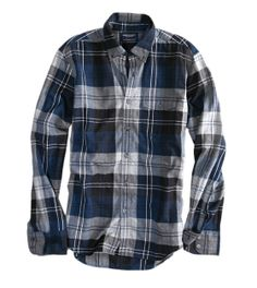 AE Heritage Flannel Shirt