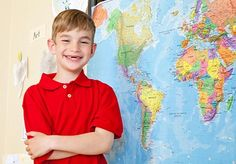 How you can help at home: Have your child plan a real or virtual trip - budget and all.