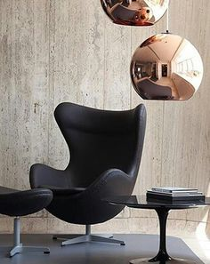 Arne Jacobsen's Egg Chair – Love at first sight
