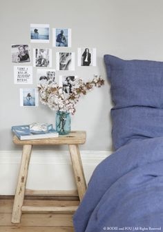 20% OFF Linen duvet cover 200 x 200 cm, Summer Blue by Linge Particulier — Bodie and Fou - Award-winning inspiring concept store