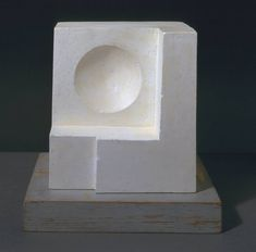 Ben Nicholson OM, '1936 (white relief sculpture - version 1)' 1936