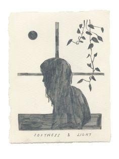 "gvmma: "" Sketchbook / Softness & Light """