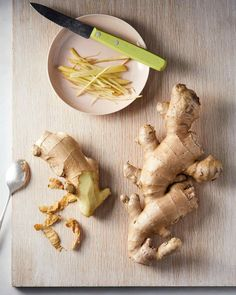 Healthy Fresh Ginger Recipes | Martha Stewart Living — Reap the benefits of this versatile superfood with our flavorful, good-for-you recipes.