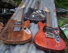 Recycled Guitars