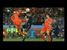 WM 2010- Finale. Spanien-Holland 1:0 n.V.
