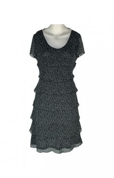 STEILMANN POLKA DOT DRESS