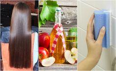 El vinagre de manzana es un producto versátil que podemos aprovechar de muchas formas en nuestro hogar. Te compartimos 5 formas de utilizarlo.