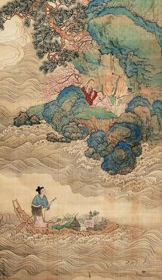 Ming Dynasty artist Qiu Ying