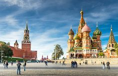 When in Moscow...what to do and what to see