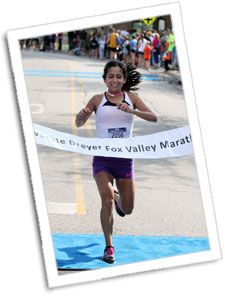 Fox Valley Marathon- outside Chicago, Sept, fast course