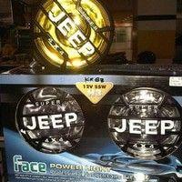jual lampu tembak -motif jeep, ukuran 6in -ada warna putih dan kuning -harga sepasang kiri kanan -12 volt, h3, bisa untuk semua mobil, tomato wtc 082210151782