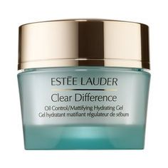 Estée Lauder Men's Clear Difference Oil Control/Mattifying Hydrating Gel - - No Size Skin Care Treatments, Facial Treatment, Beauty Products For Oily Skin, Sephora, Summer Beauty Tips, Korean Skincare Routine, Best Moisturizer, Face Skin Care, Estee Lauder