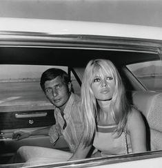 Gunter and Brigitte in Las Vegas 1966