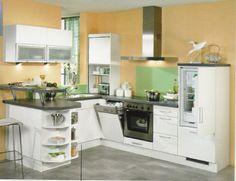 Fotos de cocinas pequeñas   Ideas para decorar, diseñar y mejorar tu casa.