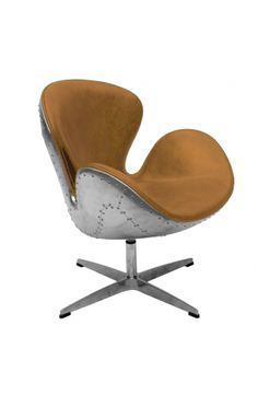 Spitfire Swan Chair