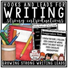 Soar to success lexile levels for grades k6 students will feel writing leads writing hooks for introduction paragraph fandeluxe Choice Image
