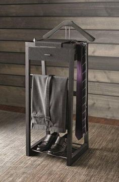 contemporary valet stand - Google Search
