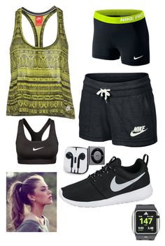 """""""#Nike"""" by chupachups3 ❤ liked on Polyvore featuring NIKE and adidas"""