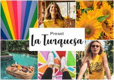 La Turquesa blog - Preset La Turquesa Grátis! Presets Do Lightroom, Lightroom Gratis, Valentines Diy, Instagram Feed, Filters, Photo Editing, Presents, App, Photography
