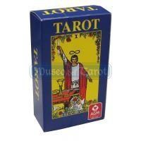 tarot-coleccin-rider-p-c-smith-arthur-edward-waite-pocket-es-agm-azul