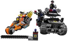 The LEGO Movie | ... -Con: LEGO Announces Building Sets and Video Game for The LEGO Movie