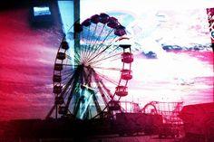 Dönme dolaba farklı bir bakış #FerrisWheel #lomography