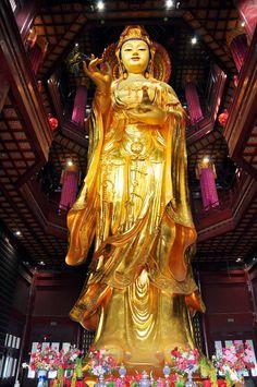Suzhou Yuan Temple, Jiangsu, China