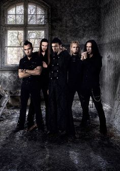 Kamelot with Khan. However Tommy Karevik is pretty damn amazing in his place