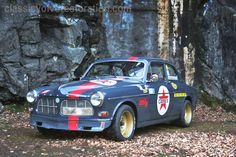 Volvo Amazon race car! Click the pic for a Amazon video!