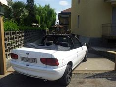 Auto usate LOMBARDIA MILANO FORD Escort Cabrio Benzina anno 1994 93000 km - 3909580 - Secondamano.it
