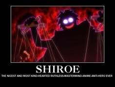 Shiroe, the ''Villain in Glasses'' (LOG HORIZON) by Doomslicer.deviantart.com on @DeviantArt
