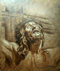 Jesus Bible, Religious Images, Sacred Art, Heavenly Father, Gods Love, Veronica, Catholic, Prayer, Christ