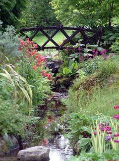 Attadale Gardens, Highland, Scotland
