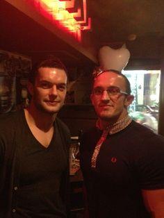 Finn Balor & Adrian Neville