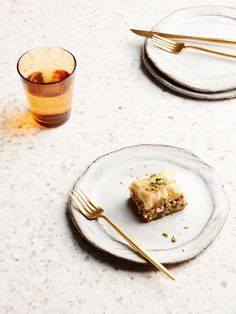 Baghlava with Rosewater syrup. Recipe by Hamed Allahyari and Julia Ostro for…