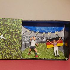 Heut gehts los! 1. Deutschlandspiel EM 2016