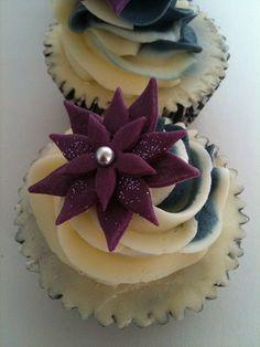 Zebra Exotic Cupcakes