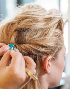3 fancy DIY hairstyles that work for New Year's Eve