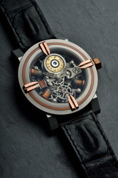 Skeleton Tourbillon #watch